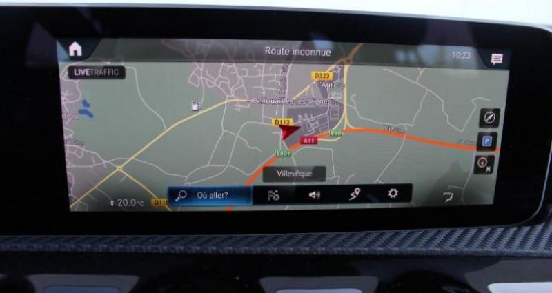 Mercedes Classe A 200 200 d 150ch Business Line 8G-DCT Gris occasion à Angers Villeveque - photo n°7