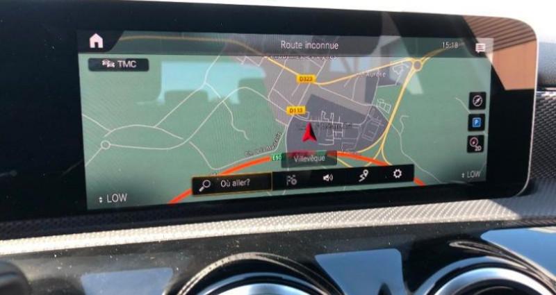 Mercedes Classe A 200 200 d 150ch Progressive Line 8G-DCT Blanc occasion à Angers Villeveque - photo n°6