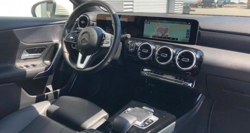 Mercedes Classe A 200 200 d 150ch Progressive Line 8G-DCT Blanc occasion à Angers Villeveque - photo n°7