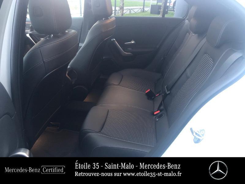 Mercedes Classe A 200 200 d 150ch Progressive Line 8G-DCT Blanc occasion à SAINT-MALO - photo n°11