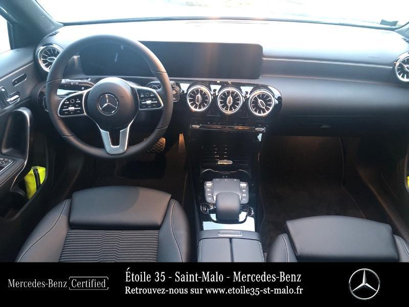 Mercedes Classe A 200 200 d 150ch Progressive Line 8G-DCT Blanc occasion à SAINT-MALO - photo n°6