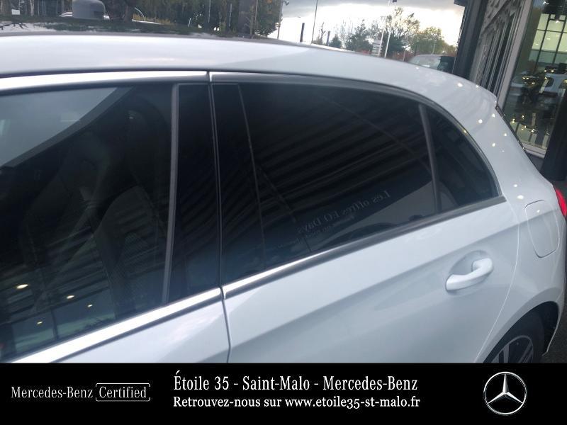 Mercedes Classe A 200 200 d 150ch Progressive Line 8G-DCT Blanc occasion à SAINT-MALO - photo n°17