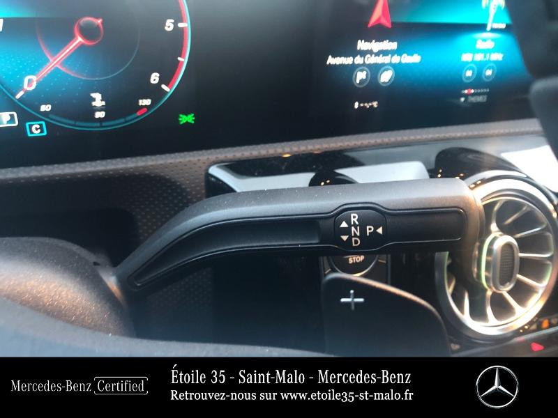 Mercedes Classe A 200 200 d 150ch Progressive Line 8G-DCT Blanc occasion à SAINT-MALO - photo n°10