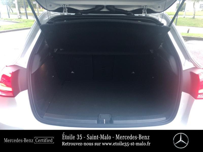 Mercedes Classe A 200 200 d 150ch Progressive Line 8G-DCT Blanc occasion à SAINT-MALO - photo n°12