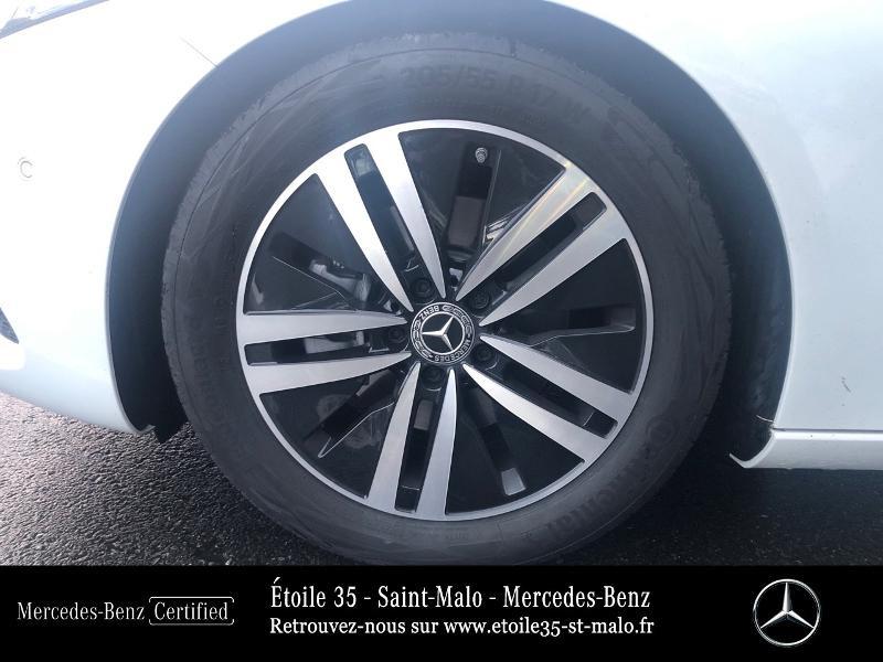 Mercedes Classe A 200 200 d 150ch Progressive Line 8G-DCT Blanc occasion à SAINT-MALO - photo n°14