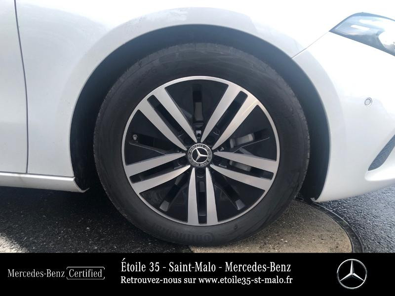 Mercedes Classe A 200 200 d 150ch Progressive Line 8G-DCT Blanc occasion à SAINT-MALO - photo n°15