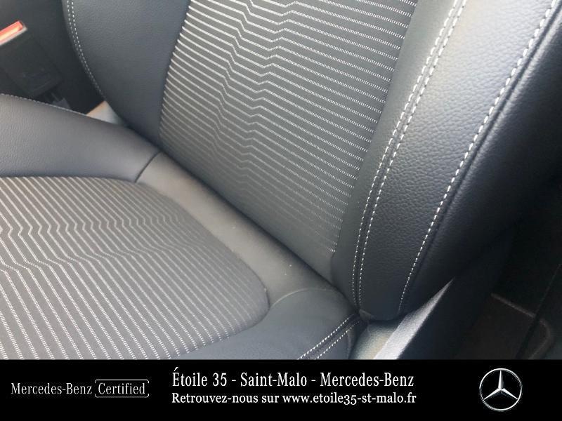 Mercedes Classe A 200 200 d 150ch Progressive Line 8G-DCT Blanc occasion à SAINT-MALO - photo n°18