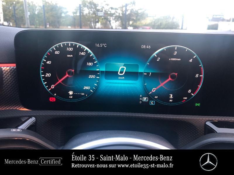 Mercedes Classe A 200 200 d 150ch Progressive Line 8G-DCT Blanc occasion à SAINT-MALO - photo n°9