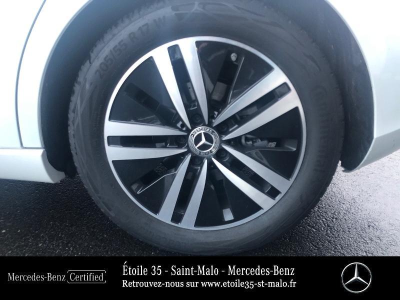 Mercedes Classe A 200 200 d 150ch Progressive Line 8G-DCT Blanc occasion à SAINT-MALO - photo n°13