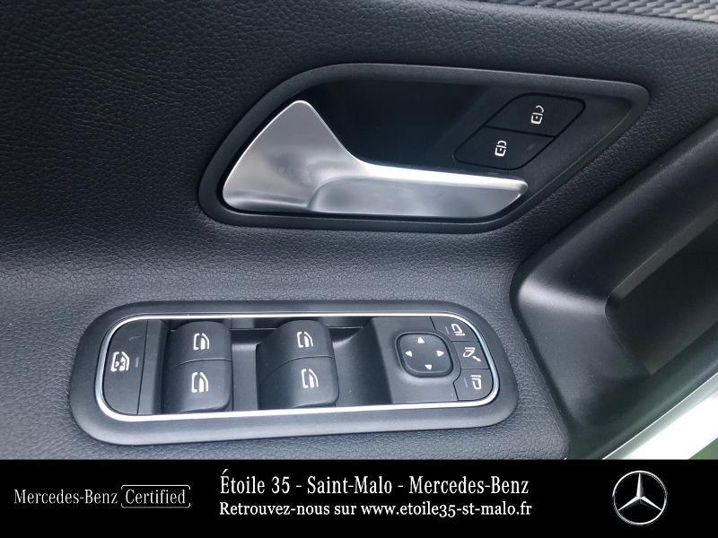 Mercedes Classe A 200 200 d 150ch Progressive Line 8G-DCT Blanc occasion à SAINT-MALO - photo n°20