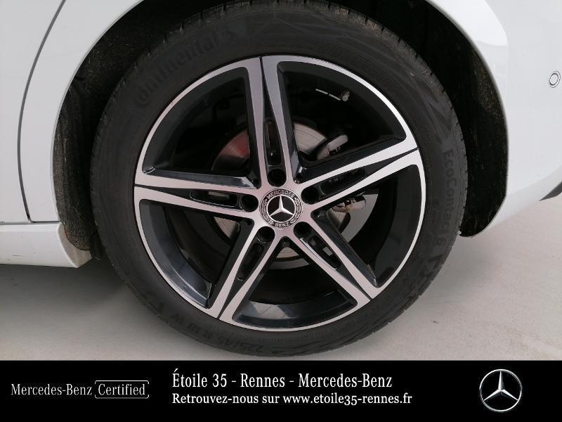 Mercedes Classe A 200 200 d 150ch Progressive Line 8G-DCT Blanc occasion à SAINT-GREGOIRE - photo n°13