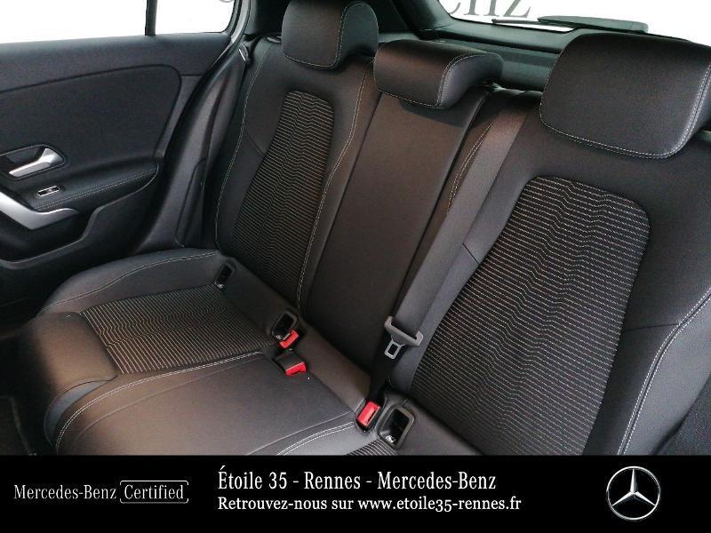 Mercedes Classe A 200 200 d 150ch Progressive Line 8G-DCT Blanc occasion à SAINT-GREGOIRE - photo n°11