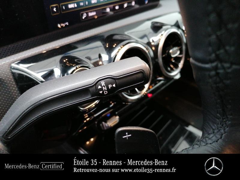 Mercedes Classe A 200 200 d 150ch Progressive Line 8G-DCT Blanc occasion à SAINT-GREGOIRE - photo n°10
