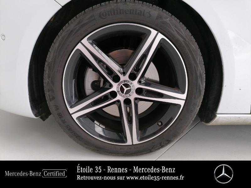 Mercedes Classe A 200 200 d 150ch Progressive Line 8G-DCT Blanc occasion à SAINT-GREGOIRE - photo n°14