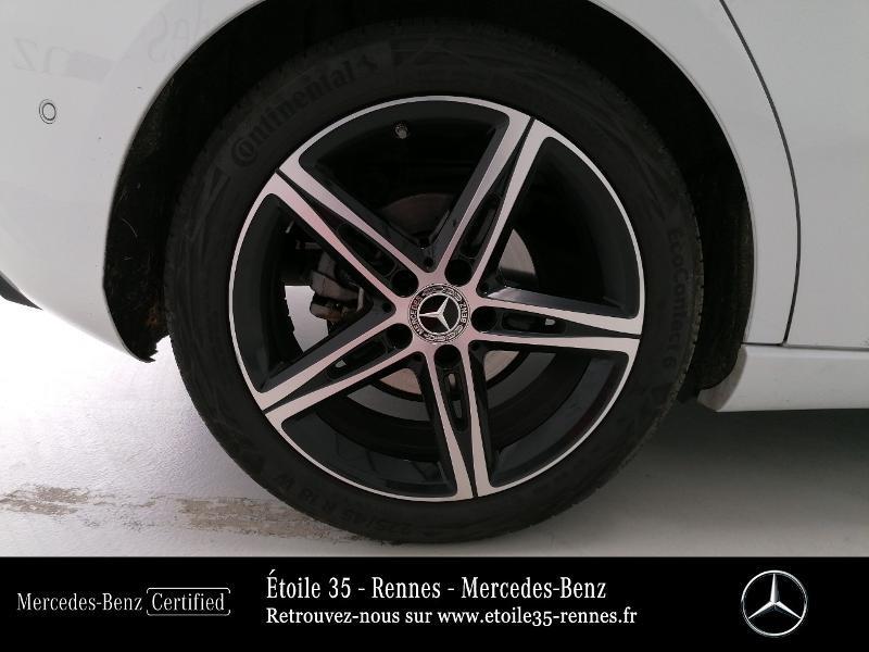 Mercedes Classe A 200 200 d 150ch Progressive Line 8G-DCT Blanc occasion à SAINT-GREGOIRE - photo n°16