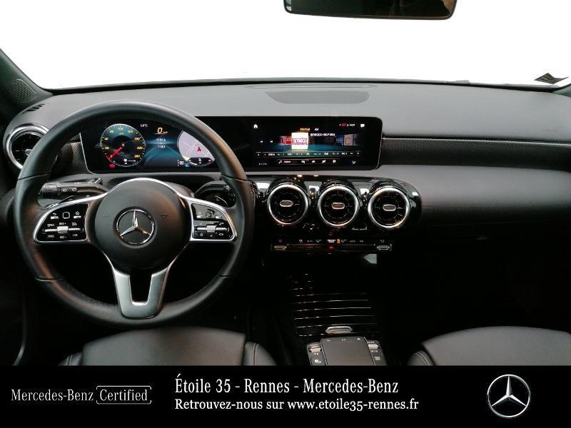 Mercedes Classe A 200 200 d 150ch Progressive Line 8G-DCT Blanc occasion à SAINT-GREGOIRE - photo n°6