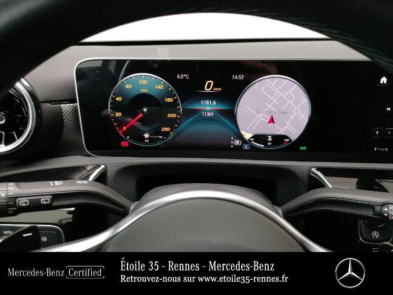 Mercedes Classe A 200 200 d 150ch Progressive Line 8G-DCT Blanc occasion à SAINT-GREGOIRE - photo n°9
