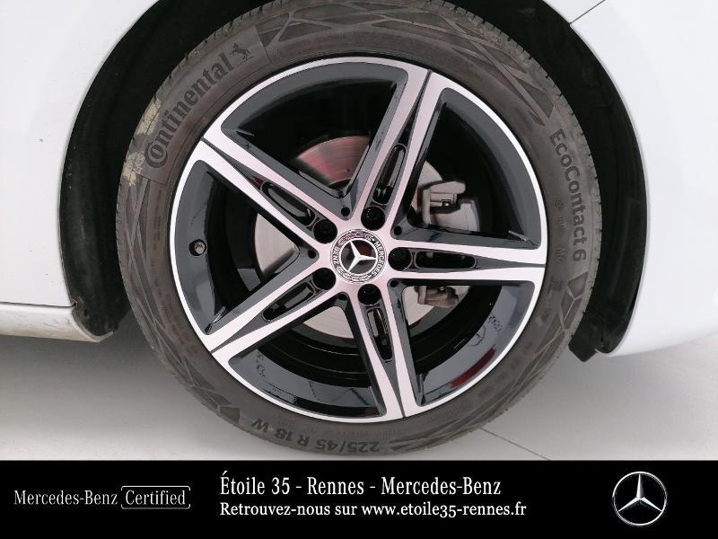 Mercedes Classe A 200 200 d 150ch Progressive Line 8G-DCT Blanc occasion à SAINT-GREGOIRE - photo n°15