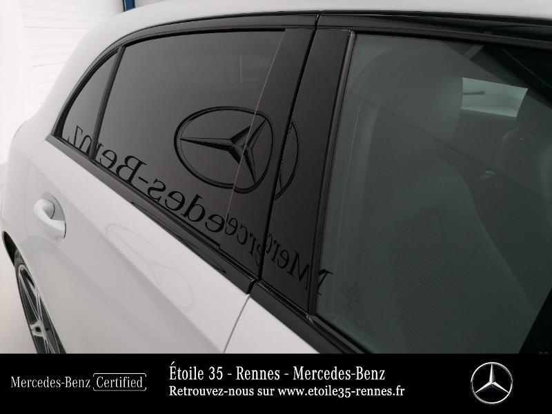 Mercedes Classe A 200 200 d 150ch Progressive Line 8G-DCT Blanc occasion à SAINT-GREGOIRE - photo n°17
