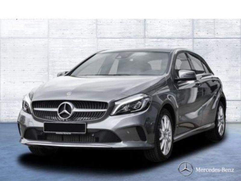 Mercedes Classe A 200 200 D 4Matic Gris occasion à Beaupuy