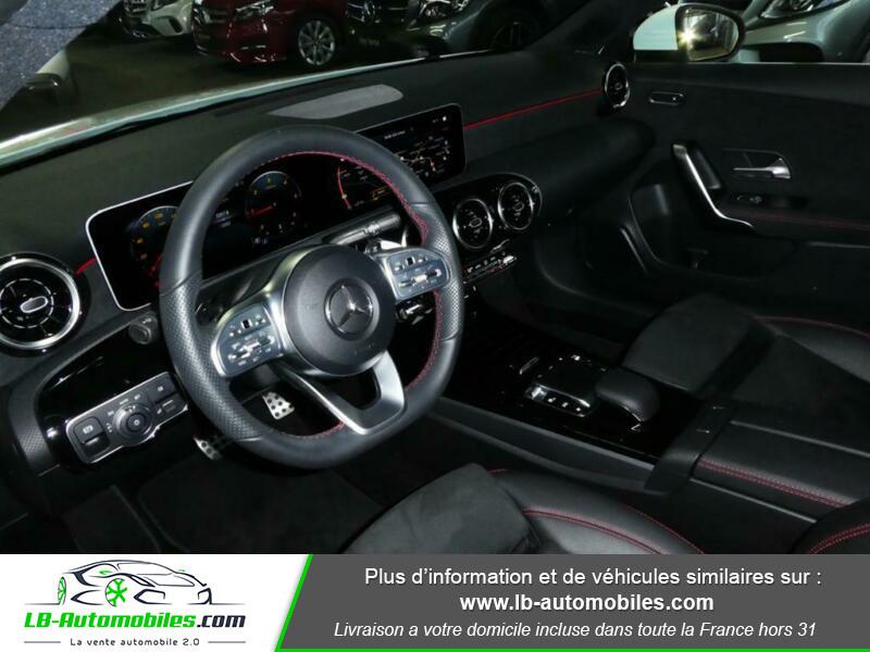 Mercedes Classe A 200 200 d 8G-DCT AMG Blanc occasion à Beaupuy - photo n°4