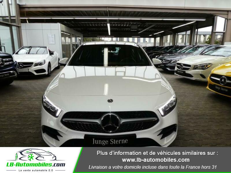 Mercedes Classe A 200 200 d 8G-DCT AMG Blanc occasion à Beaupuy - photo n°10
