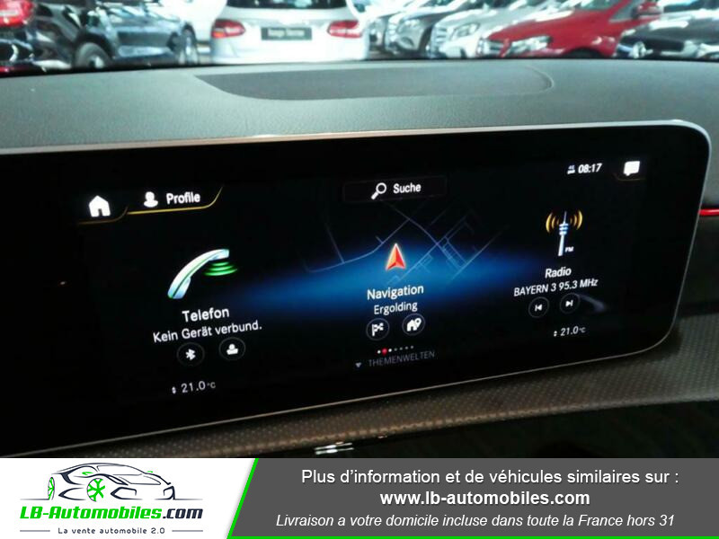 Mercedes Classe A 200 200 d 8G-DCT AMG Blanc occasion à Beaupuy - photo n°6