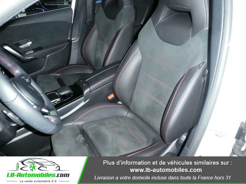 Mercedes Classe A 200 200 d 8G-DCT AMG Blanc occasion à Beaupuy - photo n°5