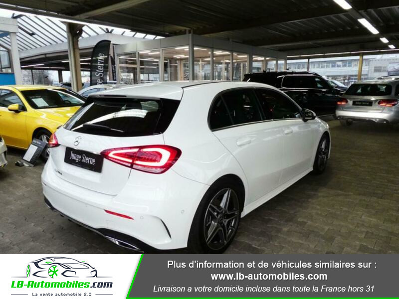 Mercedes Classe A 200 200 d 8G-DCT AMG Blanc occasion à Beaupuy - photo n°3