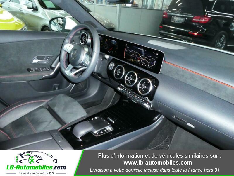 Mercedes Classe A 200 200 d 8G-DCT AMG Blanc occasion à Beaupuy - photo n°7