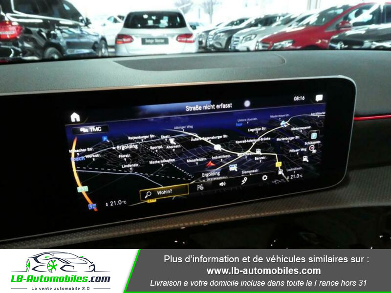 Mercedes Classe A 200 200 d 8G-DCT AMG Blanc occasion à Beaupuy - photo n°9