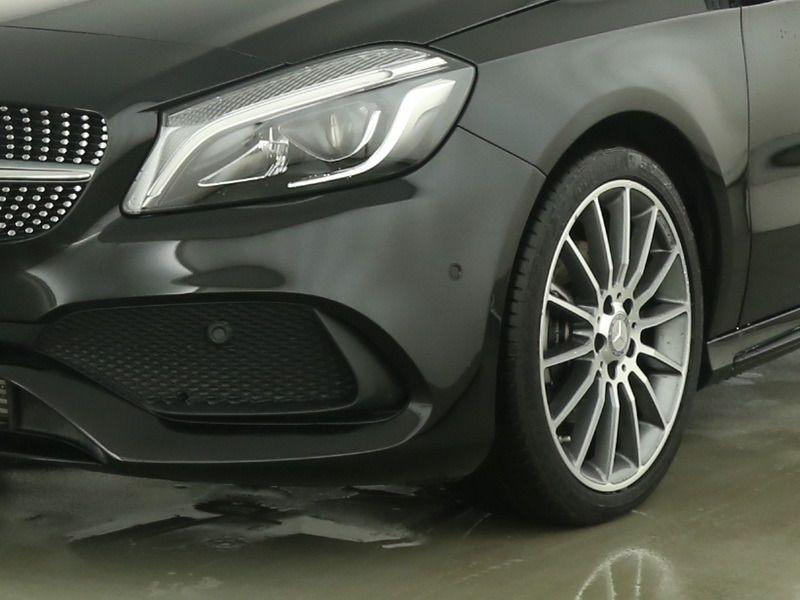 Mercedes Classe A 200 200 D AMG Noir occasion à Beaupuy - photo n°9