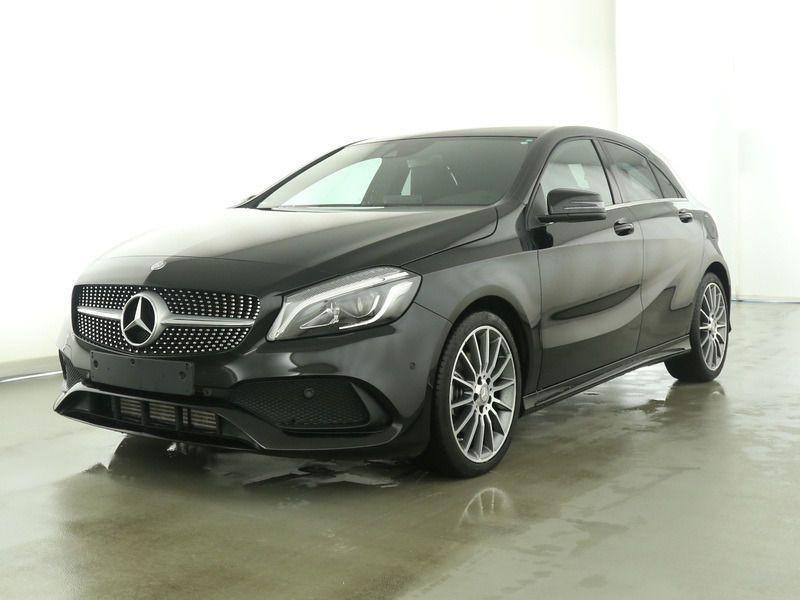 Mercedes Classe A 200 200 D AMG Noir occasion à Beaupuy