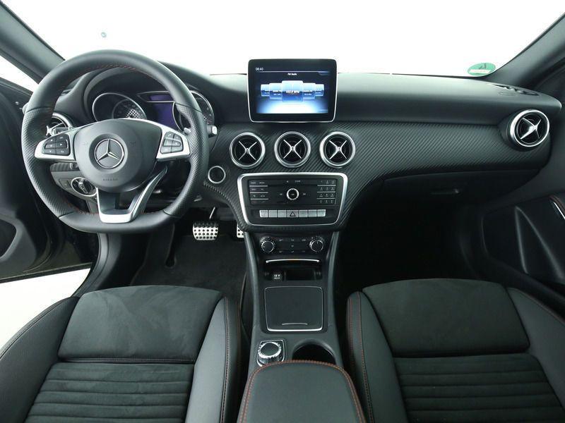Mercedes Classe A 200 200 D AMG Noir occasion à Beaupuy - photo n°6