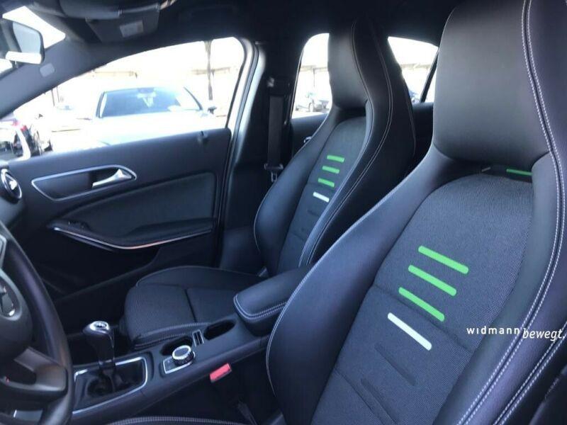 Mercedes Classe A 200 200 D Blanc occasion à Beaupuy - photo n°4