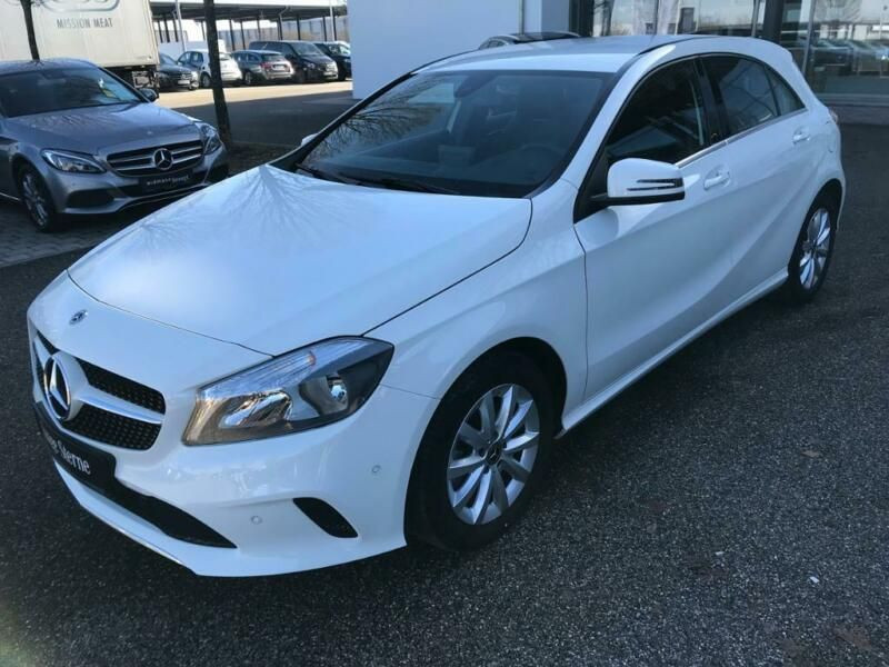 Mercedes Classe A 200 200 D Blanc occasion à Beaupuy