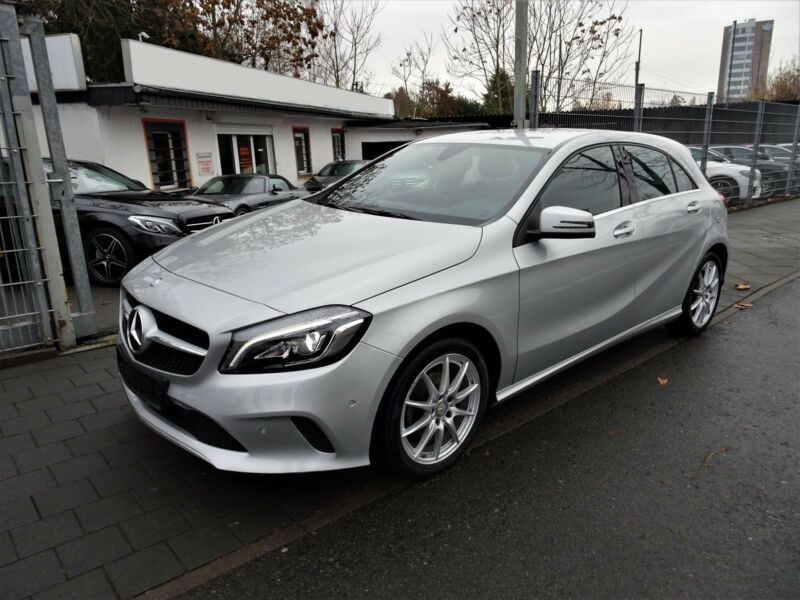 Mercedes Classe A 200 200 Argent occasion à Beaupuy