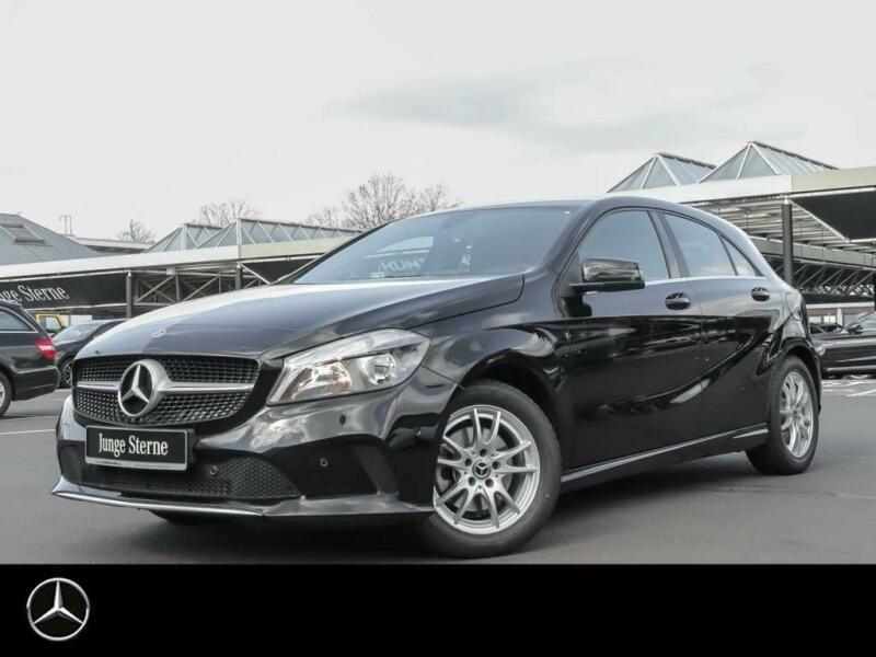 Mercedes Classe A 200 200 Noir occasion à Beaupuy