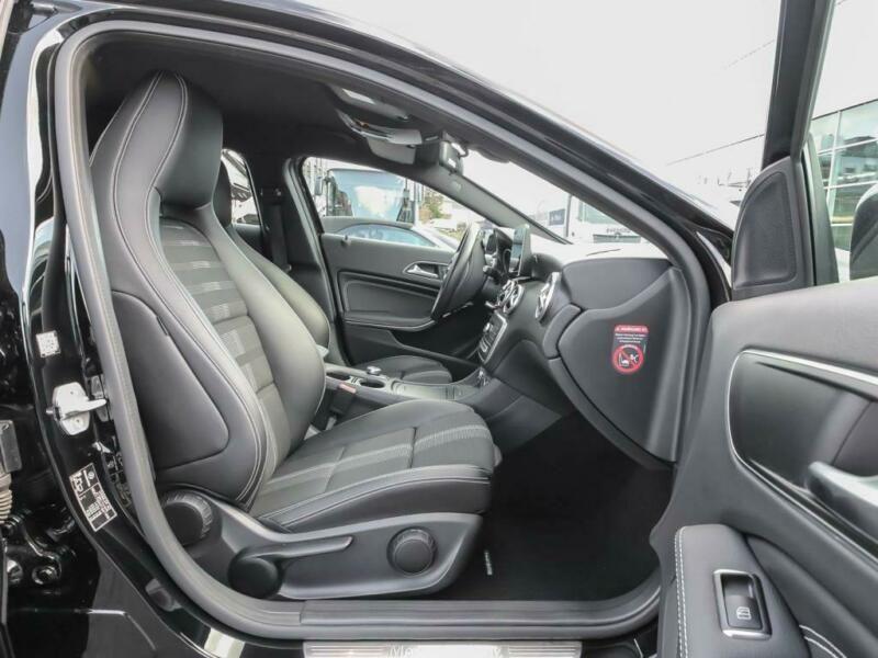 Mercedes Classe A 200 200 Noir occasion à Beaupuy - photo n°5