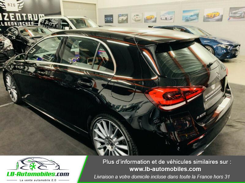 Mercedes Classe A 200 200 Noir occasion à Beaupuy - photo n°13