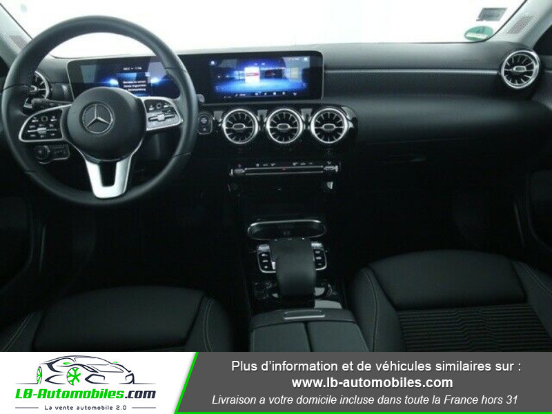 Mercedes Classe A 200 200 Gris occasion à Beaupuy - photo n°7