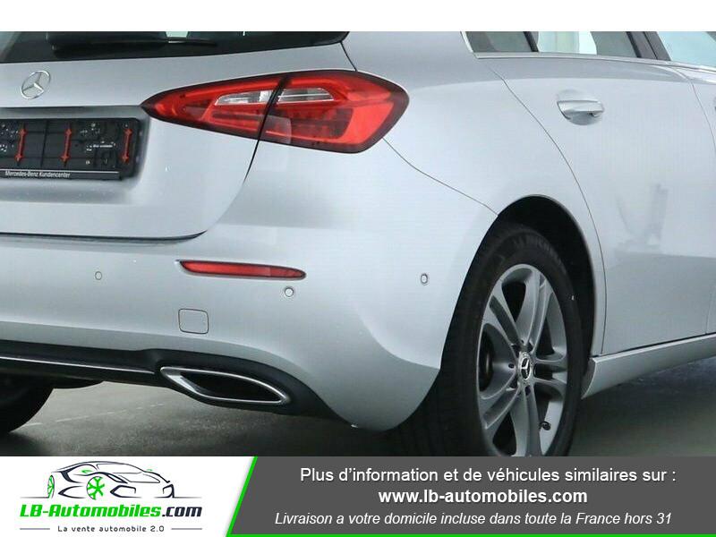 Mercedes Classe A 200 200 Argent occasion à Beaupuy - photo n°8