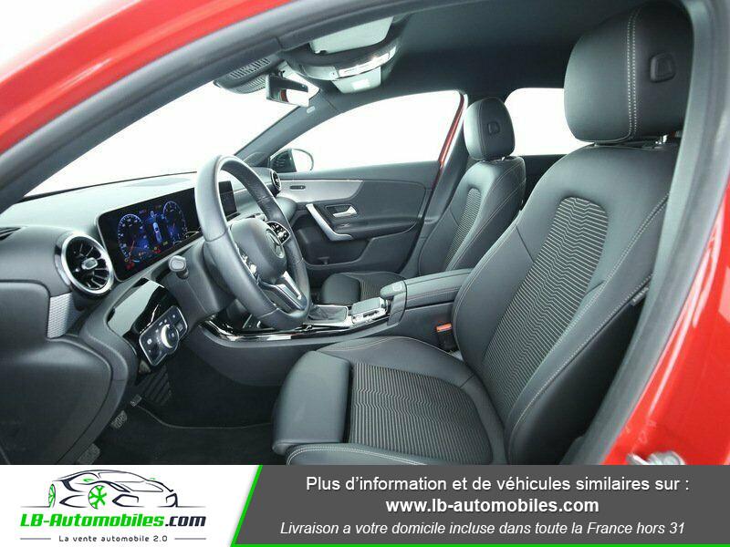 Mercedes Classe A 200 200 Rouge occasion à Beaupuy - photo n°3