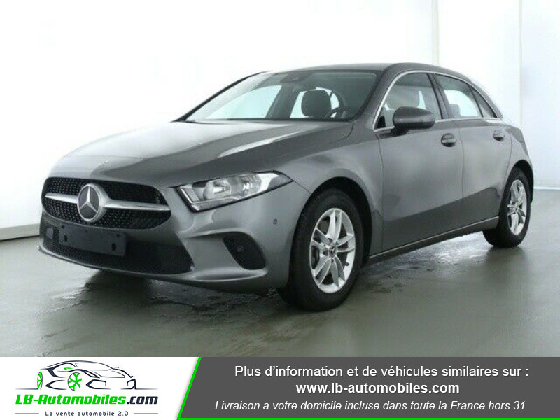Mercedes Classe A 200 200 Gris occasion à Beaupuy