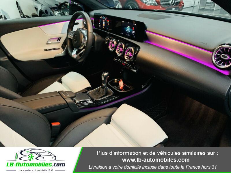 Mercedes Classe A 200 200 Noir occasion à Beaupuy - photo n°8