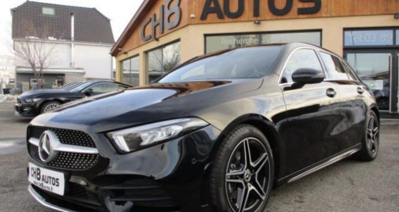 Mercedes Classe A 200 200d Amg Line 2020 5980kms Boite auto Toit pano Noir occasion à RIXHEIM