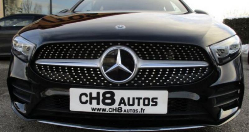 Mercedes Classe A 200 200d Amg Line 2020 5980kms Boite auto Toit pano Noir occasion à RIXHEIM - photo n°2