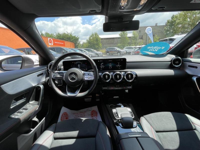 Mercedes Classe A 200 A 200 7G-DCT  163 CH AMG Line Gris occasion à Labège - photo n°4