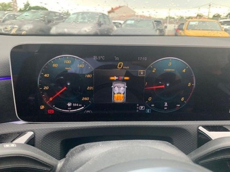 Mercedes Classe A 220 (W177) 220 D 190CH AMG LINE 8G-DCT 10CV Noir occasion à Albi - photo n°7