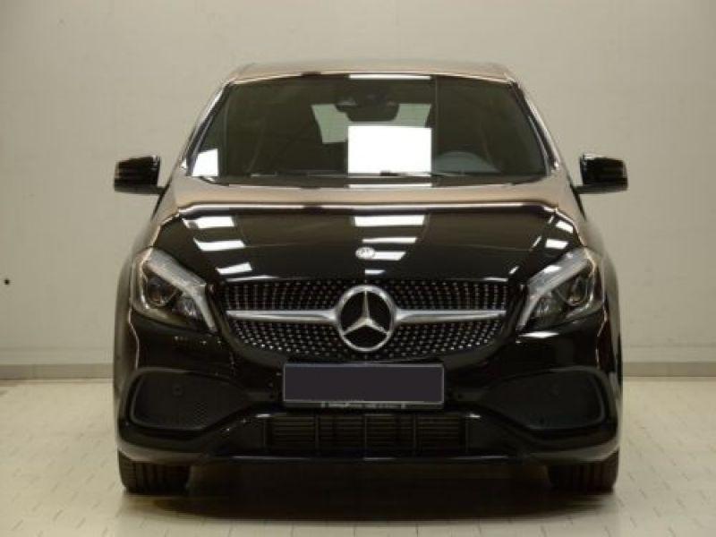 Mercedes Classe A 220 220 4Matic AMG Noir occasion à Beaupuy - photo n°8